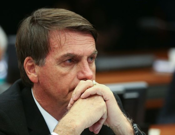 O deputado Jair Bolsonaro (Foto: Fabio Rodrigues Pozzebom/Agência Brasil)
