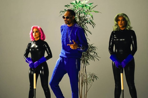Anitta faz parceria com Snoop Dogg, Ludmilla e Papatinho (Foto: Reprodução/Instagram)