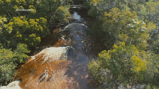 'Partiu Amazônia' relembra viagem ao município de Presidente Figueiredo, no AM