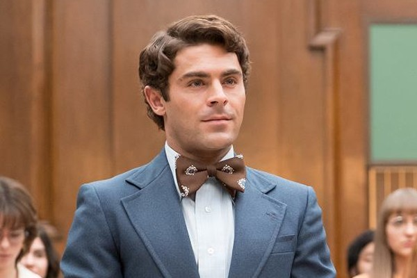 Zac Efron como o serial killer Ted Bundy em Extremely Wicked, Shockingly Evil and Vile (2019) (Foto: Divulgação)