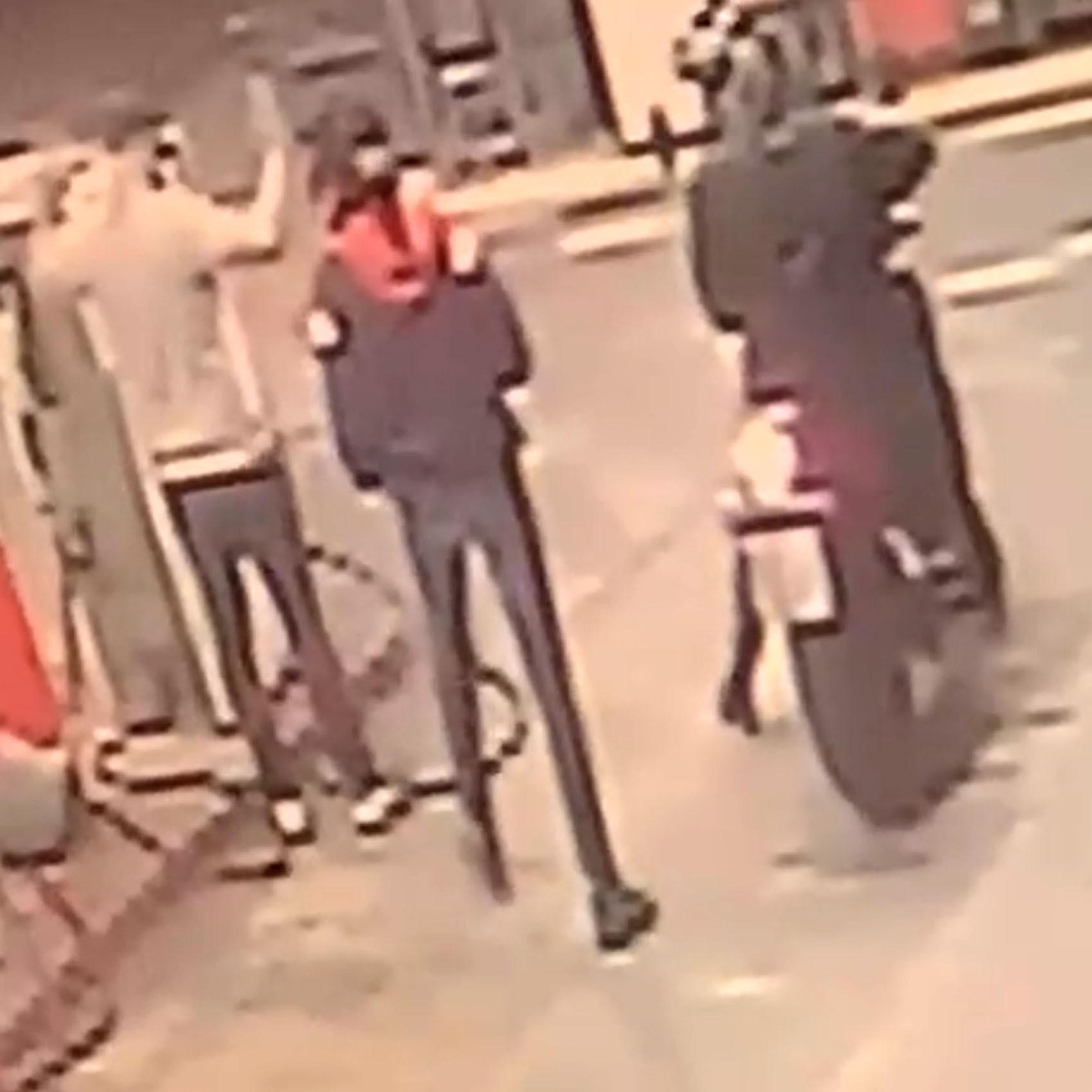 Câmera de segurança registra assalto a mão armada em posto de combustíveis de Amparo