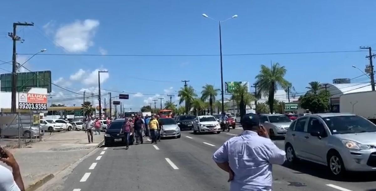 Motoristas de Aplicativos de Pernambuco