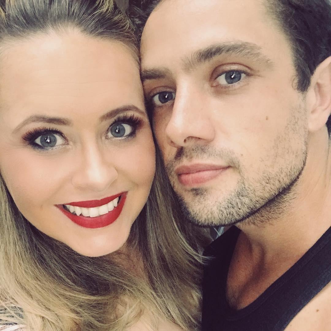 Mari Bridi e Rafael Cardoso (Foto: Reprodução Instagram)