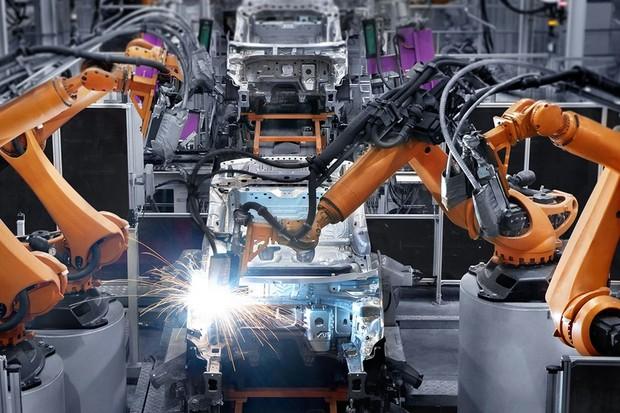 Fábrica de automóveis  (Foto: Divulgação )