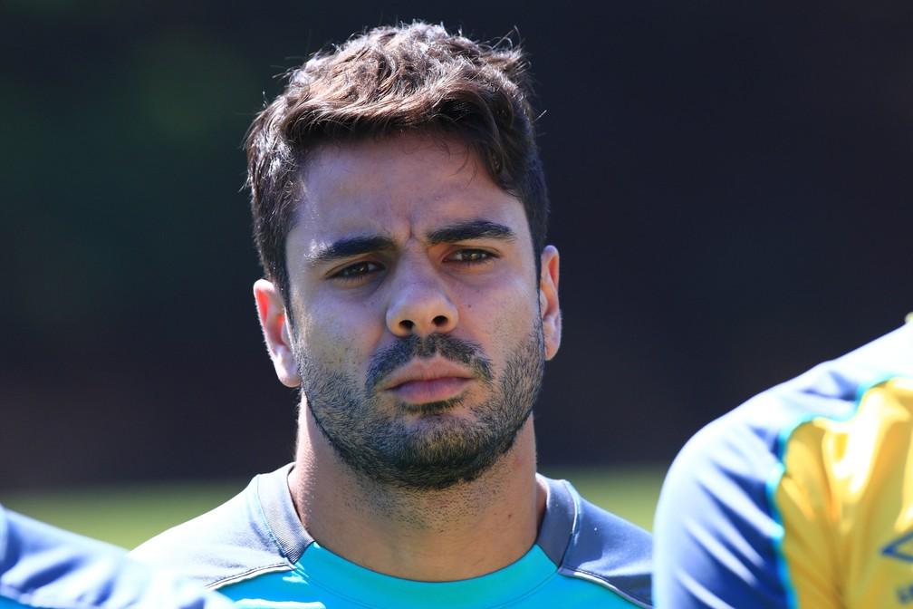 Henrique Almeida se transferiu ao Botafogo em 2013 — Foto: Marcio Cunha/Chapecoense