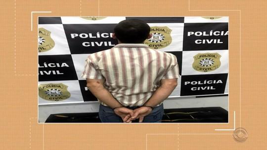Polícia Civil prende homem suspeito de matar um jovem em Estrela