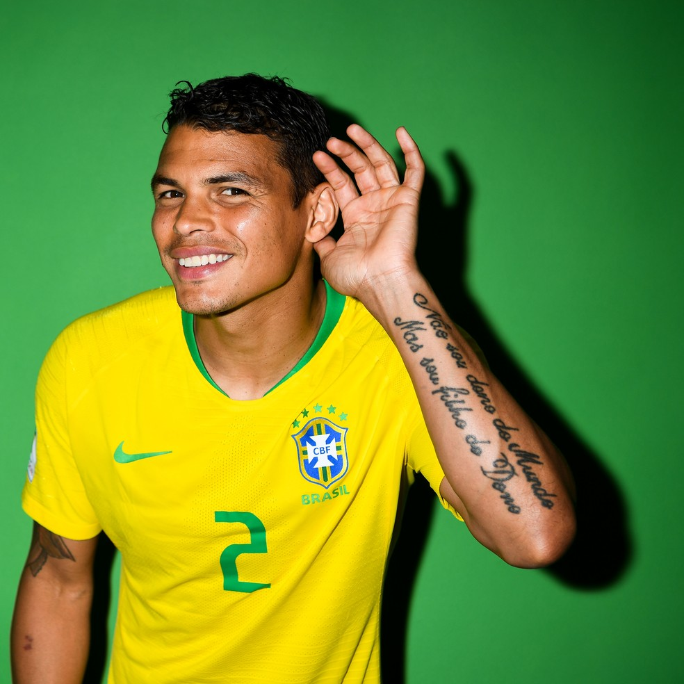 Thiago Silva (Foto: David Ramos - FIFA/FIFA via Getty Images)