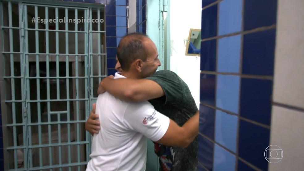Valdeci Ferreira se dedica a cuidar da APAC - Associação de Proteção e Assistência ao Condenado  — Foto: TV GLOBO