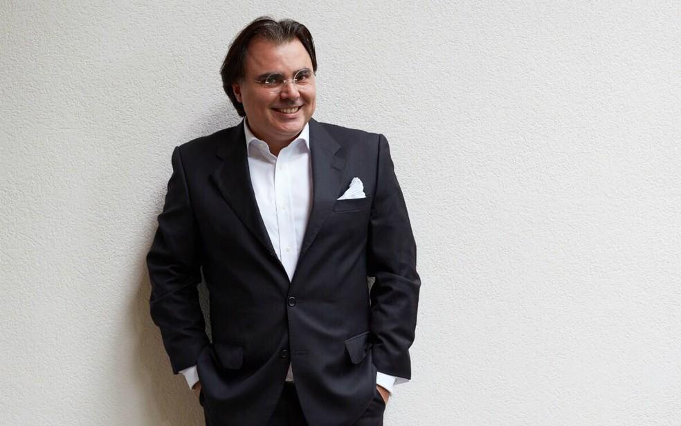 O empresário de Ribeirão Preto (SP) Luis Roberto Lorenzato (Foto: Arquivo Pessoal)