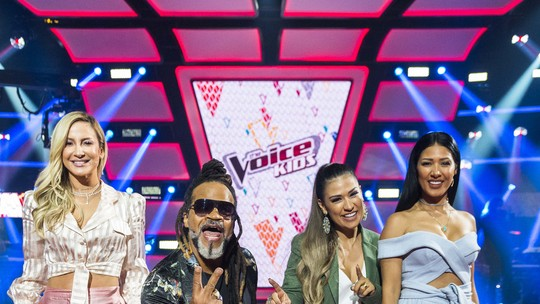 'The Voice Kids': participantes brilham no segundo dia de Shows ao Vivo