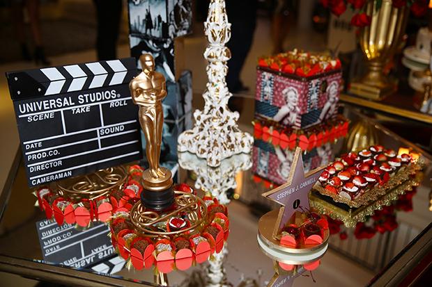 Detalhes da decoração do aniversário do ator Jean Paulo (Foto: Manuela Scarpa/Brazil News)