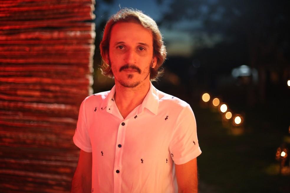 Demick Lopes será Mudinho (Foto: Gabriel Nascimento/Gshow)