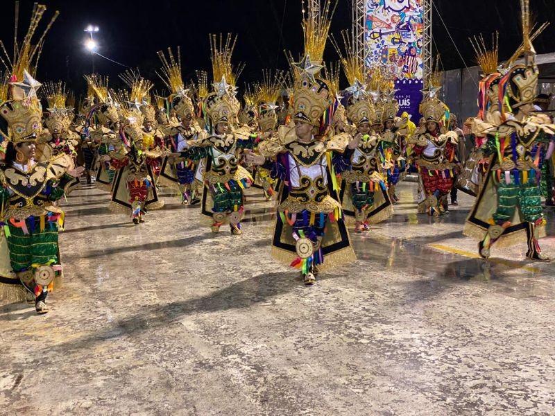 Desfiles dos blocos tradicionais marcam 2º dia da programação da Passarela do Samba em São Luís