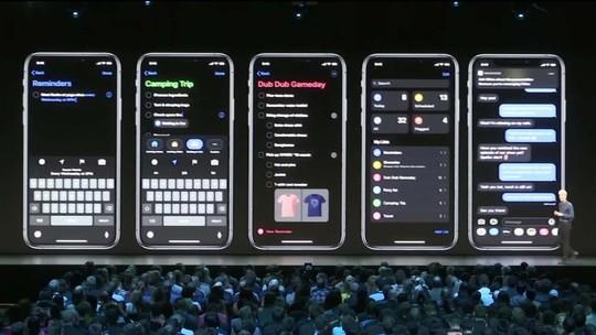 Apple anuncia novidades na corrida com Samsung e Huawei