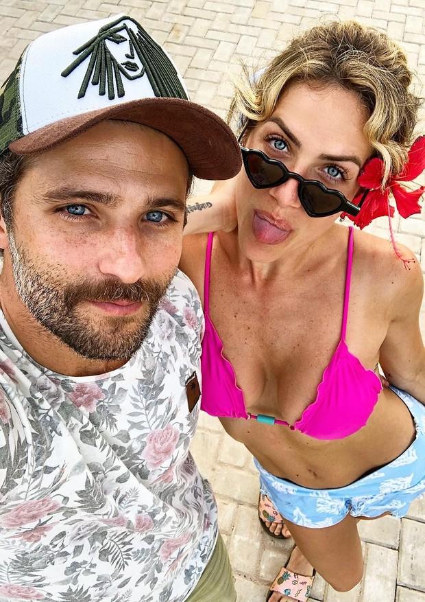 Bruno Gagliasso e Giovanna Ewbank (Foto: Reprodução/ Instagram)