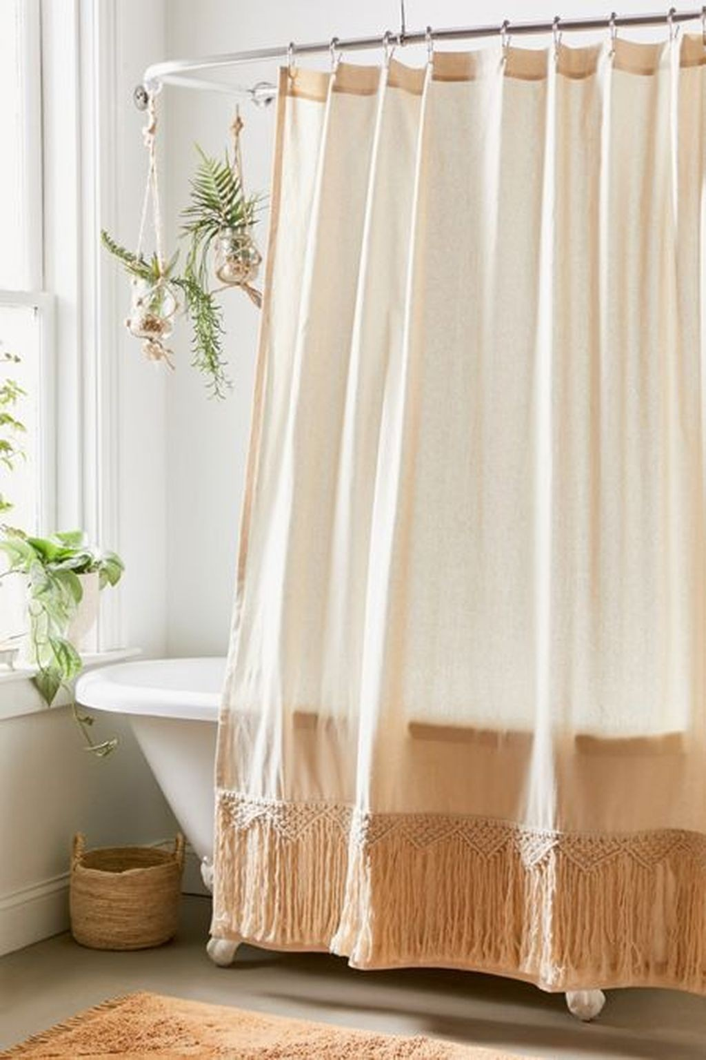 Cortina para banheiro: ideias para inspirar (Foto: divulgação )