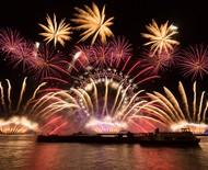 Londres cancela celebrações de Ano Novo devido ao aumento das infecções por coronavírus
