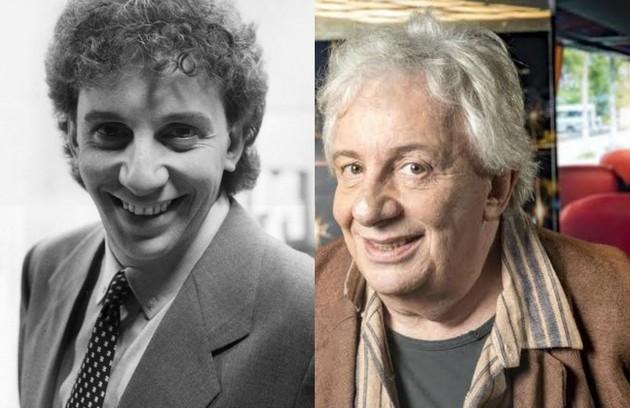 Marco Nanini viveu Montenegro, personagem que teve um romance com Rafaela. O ator esteve recentemente em 'A dona do pedaço' (Foto: TV Globo)