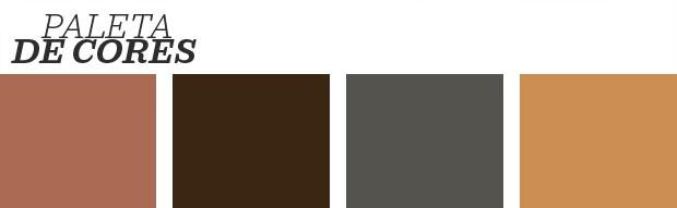 Décor do dia: quarto de casal com mistura de texturas e estampas (Foto: Reprodução)
