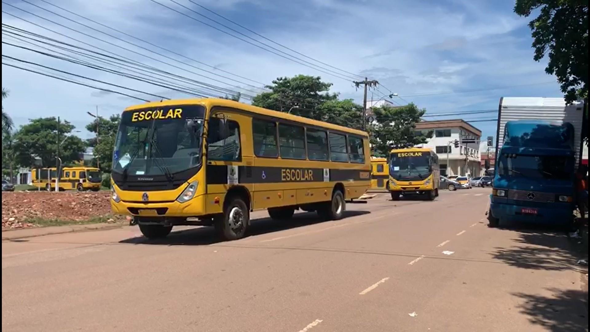 Prefeitura divulga resultado do processo seletivo de monitores do transporte escolar em Porto Velho