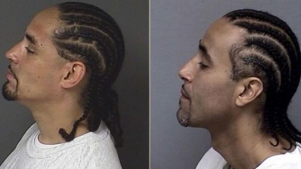 As fotos dos dois homens foram mostradas às testemunhas, que disseram não conseguir diferenciar as duas pessoas (Foto: Kansas City Police Department)