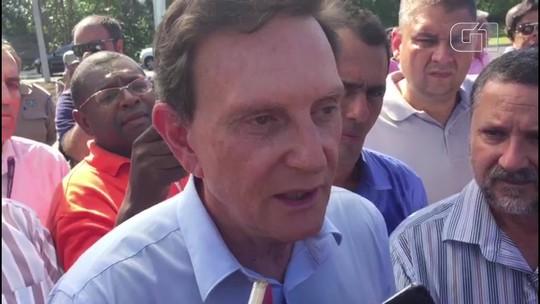 Crivella alega que motivo para pedido de impeachment é baseado em situação que 'não aconteceu'