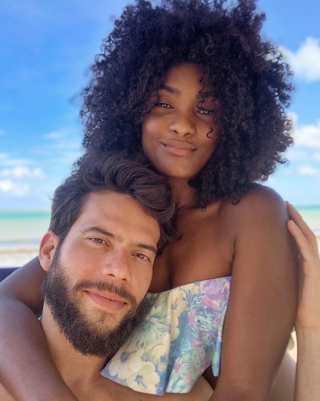 Erika e Victor (Foto: reprodução/instagram)