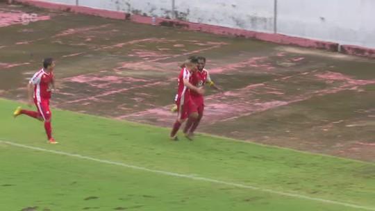 Náuas tem gol mal anulado em derrota para o Rio Branco-AC na abertura do Acreano