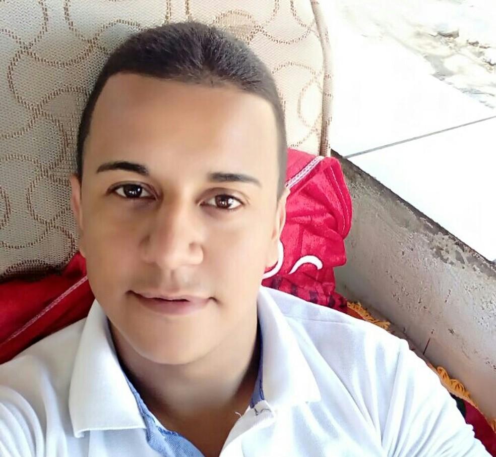 Marcos Daniel Ferreira Silva (Foto: Arquivo pessoal)