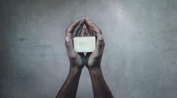 Sabonete feito com gordura de lipoaspiração (Foto: Divulgação)