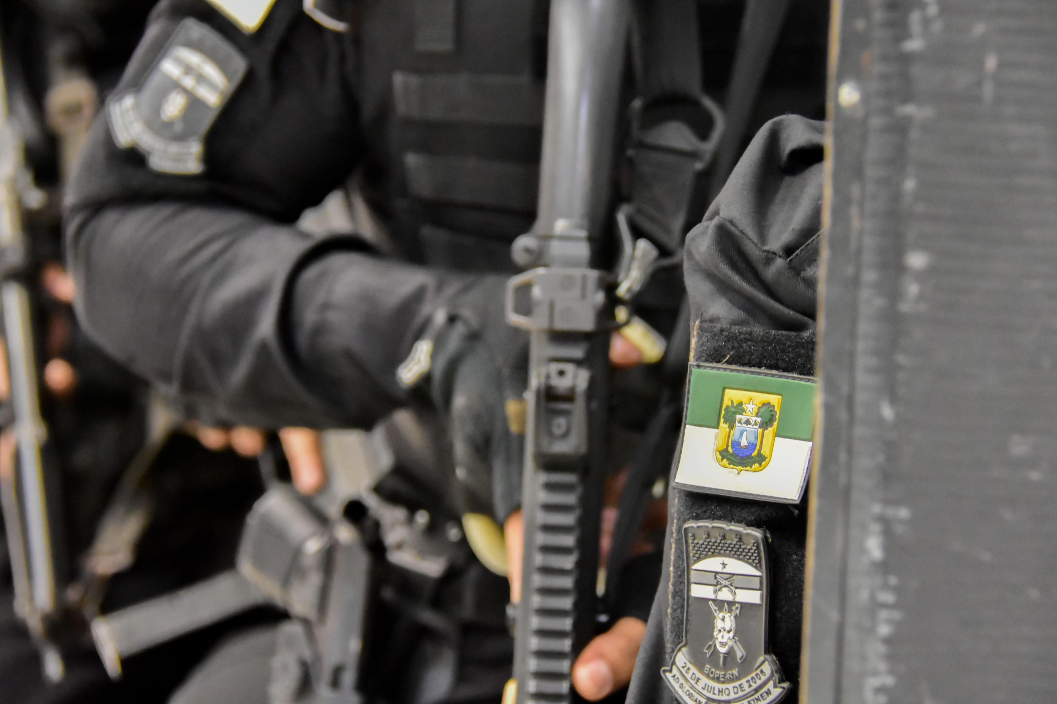 Em um ano, poder público gasta R$ 332 por pessoa na segurança pública do RN; valor é o 18º no país