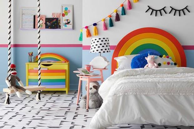 Drew Barrymore lança coleção de móveis para crianças (Foto: Divulgação)
