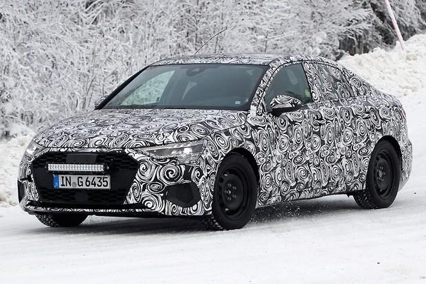 Audi A3 sedã será lançado até 2020 no Brasil (Foto: AutoMedia/Autoesporte)