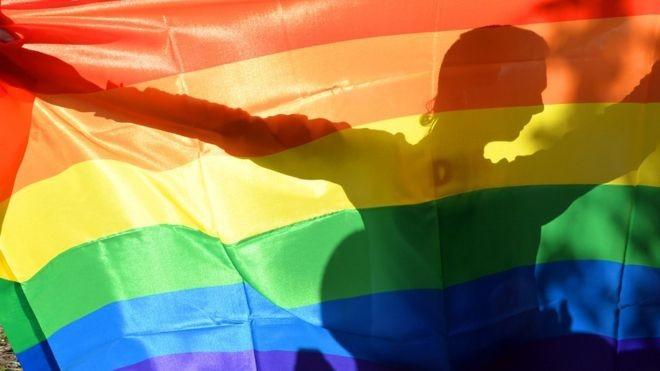 A homossexualidade não é considerada doença mental nos EUA há 45 anos (Foto: AFP/BBC News)