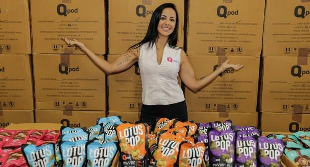 Snacks saudáveis ganham mercado em novos formatos