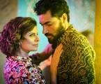 'Onde nascem os fortes': Rosinete (Debora Bloch) se envolverá com Cecílio (Carlo Porto) | Globo/Paulo Belote