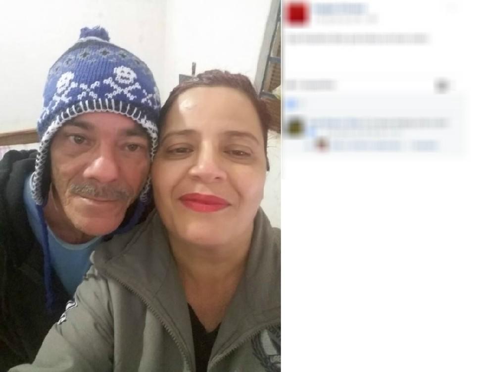 Segundo a Polícia Militar, homem matou a ex-mulher dentro de casa em São Roque (Foto: Reprodução/Facebook)