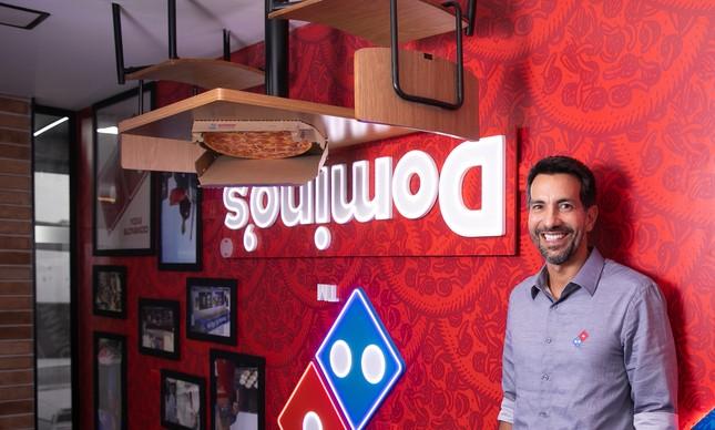 Fernando Dias Soares, CEO da Domino's Pizza no Brasil