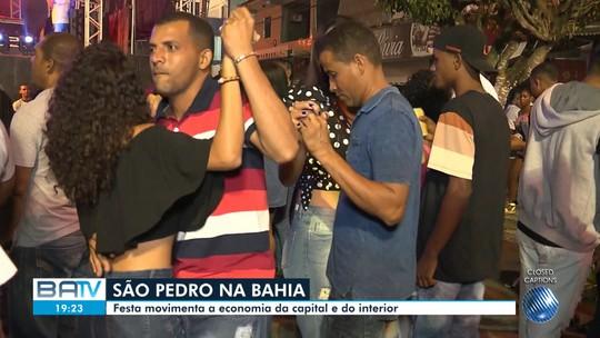 Festas de São Pedro movimentam economia de Salvador e cidades do interior