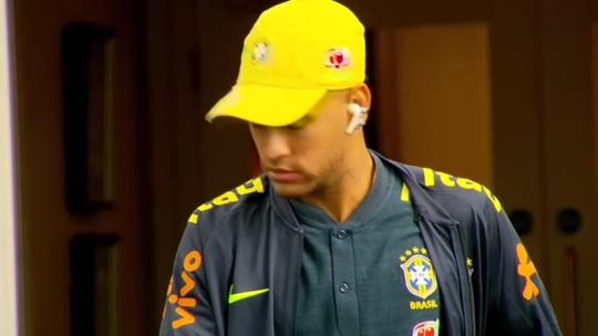 Neymar 100: número no boné da Seleção do craque é difícil até para a CBF explicar