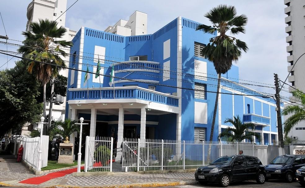 Câmara Municipal de Natal segue sem atividades presenciais — Foto: Elpídio Júnior