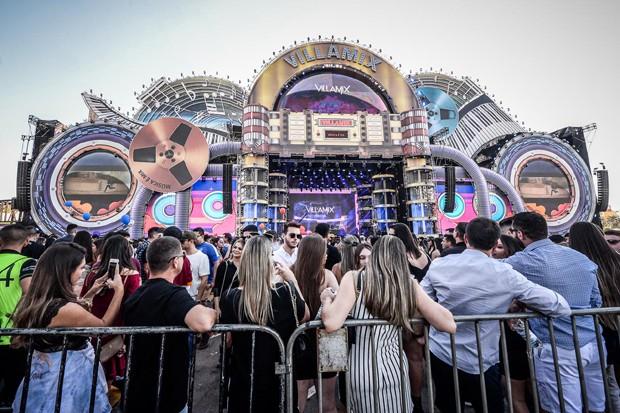 Palco do VillaMix Festival 2018  (Foto: Francisco Cepeda/AgNews)