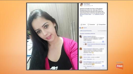 Mulher atingida por utensílio de cozinha morreu asfixiada por marido, diz polícia de SC