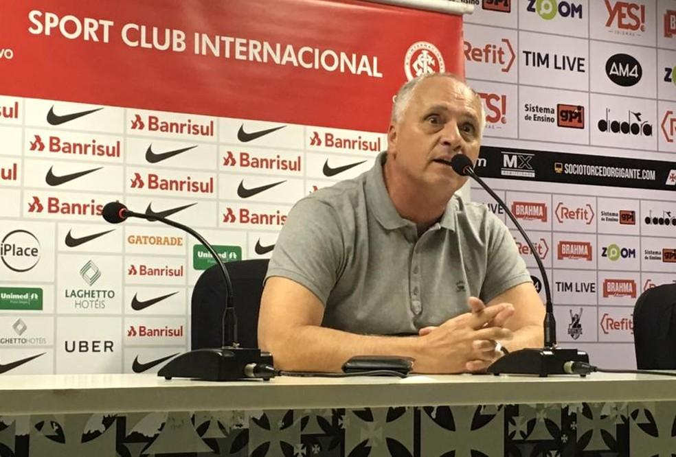 Inter se reúne com CBF 06a3db36e3b83