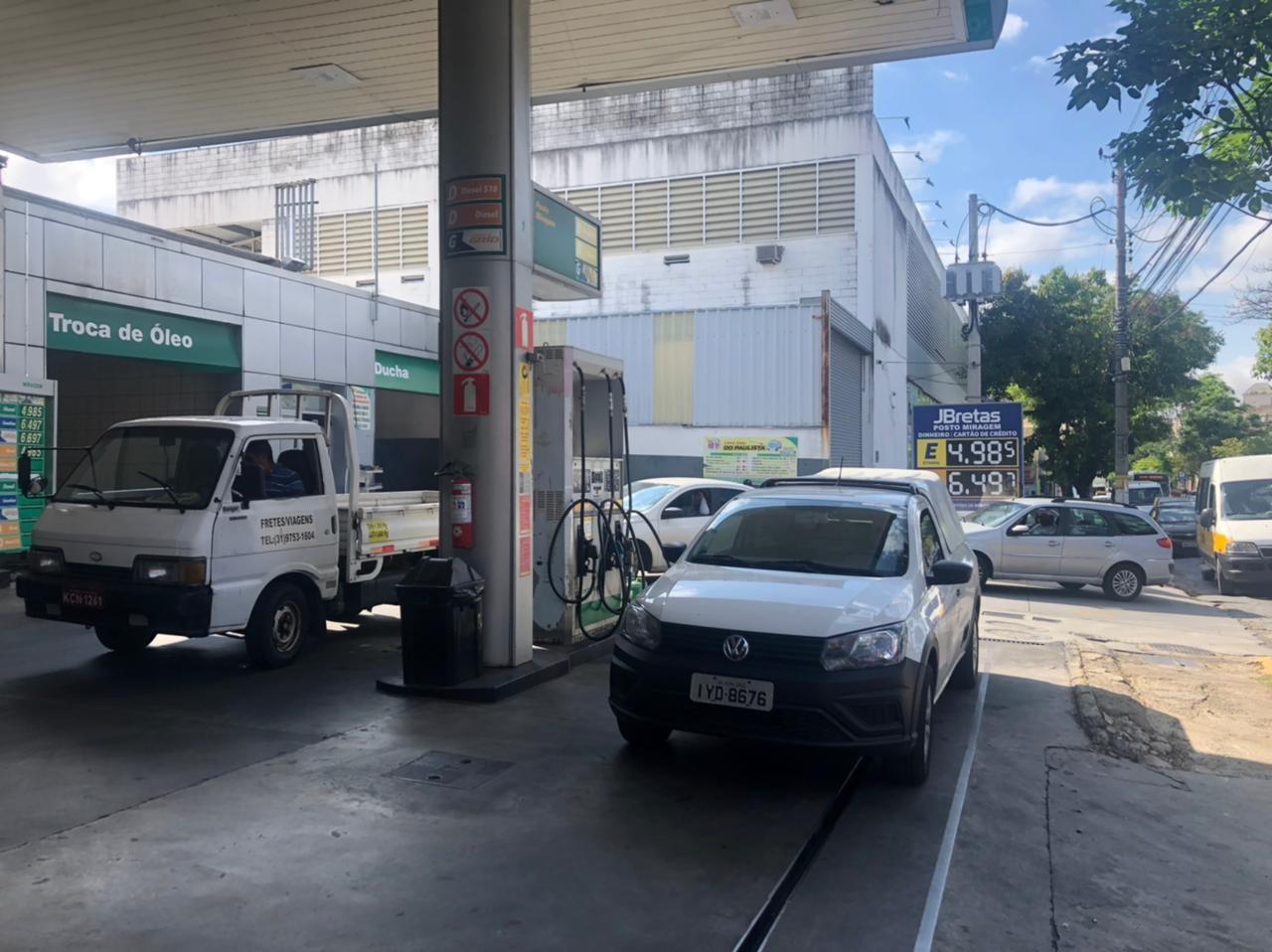 Saiba os riscos de comprar e armazenar combustíveis em galões