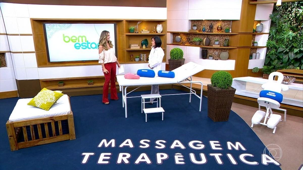 Saiba as diferenças entre os vários tipos de massagem