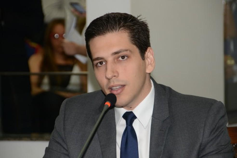 Olyntho Neto foi reeleito deputado estadual — Foto: Divulgação