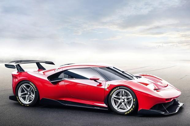 Ferrari P80/C (Foto: Divulgação)