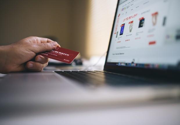 compras ; vendas ; comércio ; marketplace ; promoção ; cartão de crédito ; consumo (Foto: Pexels)