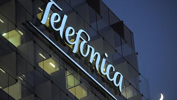 Sede da empresa Telefónica na Espanha (Foto:  Denis Doyle/Bloomberg/Getty Images)